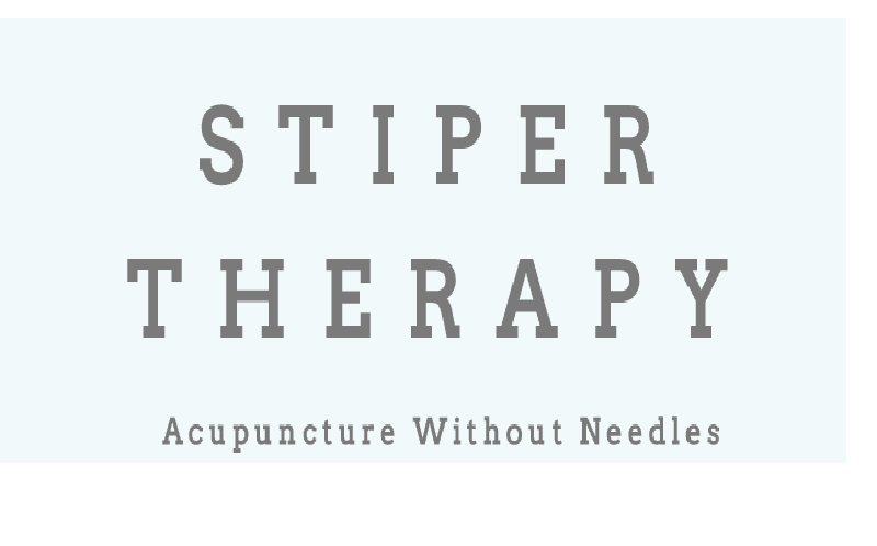Stiper Therapy is Acupuncture without needles